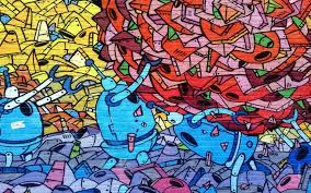 graffiti hd wallpaper 4k background