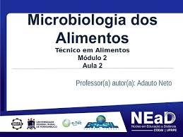 Aula 2 - Microbiologia dos Alimentos - Prof. Adauto Neto - YouTube