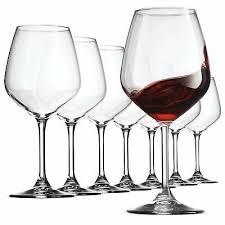 bormioli rocco 18oz red wine glasses