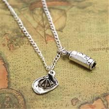 necklace fireman charm pendant