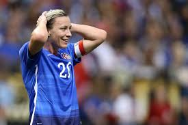 Abby Wambach: I abused alcohol, prescription drugs for years - Chicago  Tribune