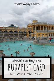 will the budapest card save you money