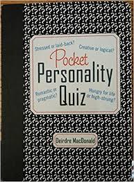 Pocket Pesonality Quiz: Deirdre McDonald: 9780760780404: Amazon.com: Books