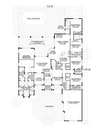 5 bedroom 4 bath one story house plans