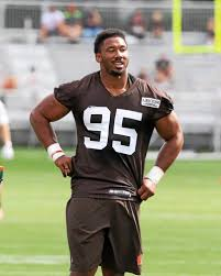 Myles Garrett listed as questionable to face Bengals | Sports |  news-herald.com