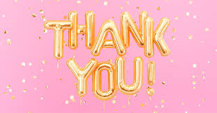 thank you messages from me to you you deserve it