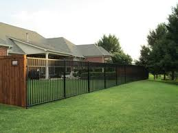 Paint Your Iron Fence Texas Best Fence Patio