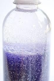 anti gravity galaxy in a bottle
