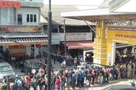 Coronavirus: Johor's Kukup ferry terminal crowded as Indonesians ...