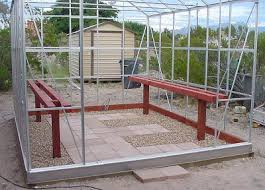 Building Our Harbor Freight 10 X 12 Greenhouse Part Seven Greenhouse Enhancements