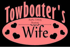 Towboater S Wife Decal Etsy