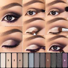 makeup tutorials step by step for