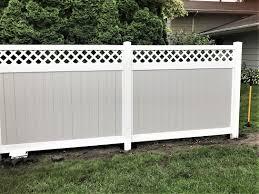 Rainier Lattice Privacy Fence Heavy Duty Privacy Fence Factory Direct