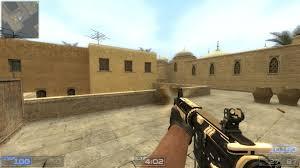 CS GO M4A4 Desert Strike for CSS ...