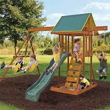 the best backyard playground equipment