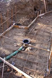 pond bottom drains how install best