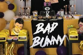 Nino Celebra Su Cumpleanos Al Estilo De Bad Bunny Y Desata La