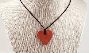 homemade aromatherapy necklace