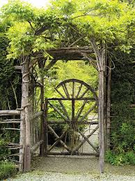an entry from emilialua garden gates
