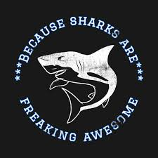 freaking awesome funny shark