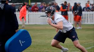Adam Shaheen turning into pockmark for Bears GM Ryan Pace