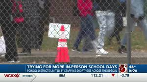 School Staffing Shortages