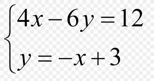 system of equations equation solving