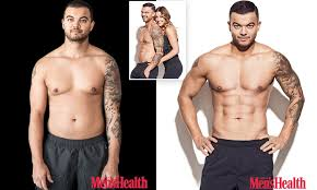 Guy Sebastian reveals Men's Health body ...
