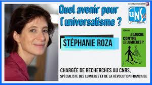 Quel avenir pour l'universalisme ? Stéphanie Roza - YouTube