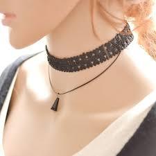 whole fashion black cotton heart