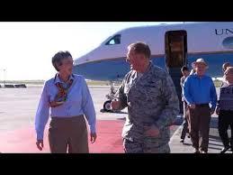Secretary of the Air Force Heather Wilson visits Andersen Air ...