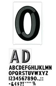 letters for outdoor marquee signs