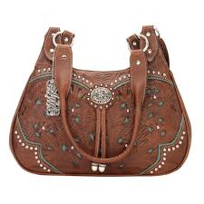 lady lace western purse turquoise lace