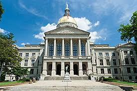 Amazon.com: Atlanta, Georgia - State Capitol Building ...