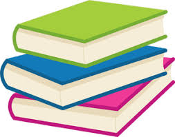 Of Books Clipart