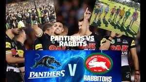 Panthers VS Rabbitohs Highlights - YouTube