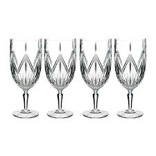 marquis lacey stemware iced beverage