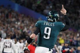 All 43 of Nick Foles' passes and his 1 catch in Super Bowl 52 ...