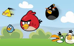 Angry Birds cartoons head for TV screens