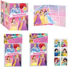 Amazon Com Invitaciones Para Fiesta De Cumpleanos De Princesa 24