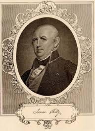 History Man 1781 Isaac Shelby