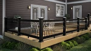 Deck Railing Ideas Be Equipped Decking Railings Outdoor Unique Rustic Home Elements And Style Wood Contemporary Cable Horizontal Privacy Lattice Crismatec Com