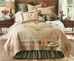 bedding traditional luxury paisley leaf