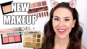 new makeup 2018 reviews swatches