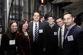 Cooper Horowitz   Real Estate Holiday Parties NYC