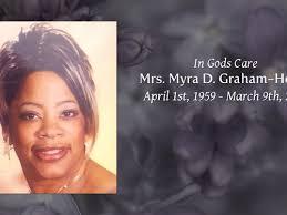 Myra D. Henry Obituary - Visitation & Funeral Information