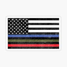 Military Lives Matter Stickers Redbubble