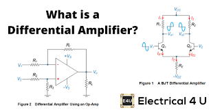 diffeial amplifier what are they