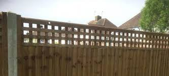 Smith Fencing Trellis Heavy Duty Long Trellis
