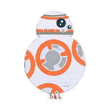 Pinata Star Wars Bb 8 Cumpleanos Envios 24 Horas